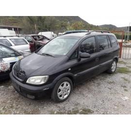 Opel Zafira 2.0 di, 2000 г