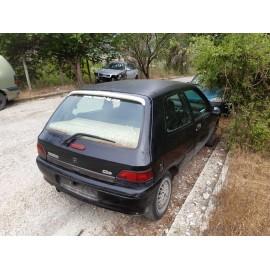 Renault Clio 1.4 i, 1997 г. на части